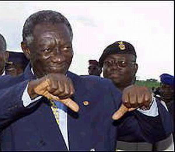 We Support ICJ–Kufuor
